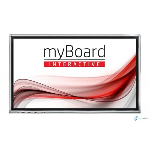 MyBoard  Grey D-LED 4K UHD monitor interaktywny z androidem