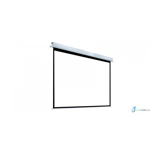 Ekran projekcyjny SUPREMA POLARIS elektrycznie rozwijany Matt Grey HD