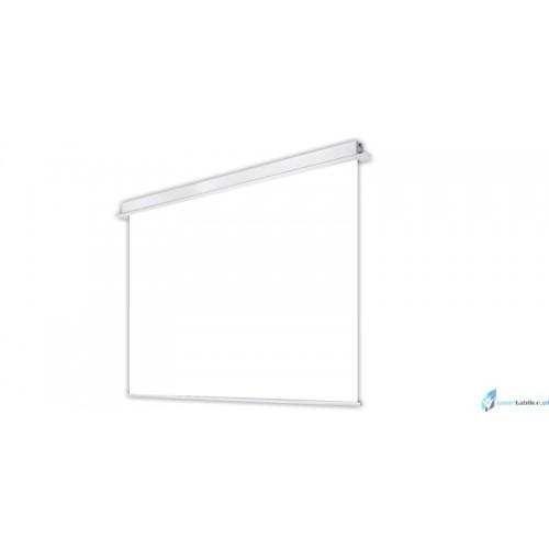 Ekran projekcyjny SUPREMA POLARIS PRO WHITE elektrycznie rozwijany Matt White HD