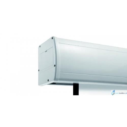 Ekran projekcyjny SUPREMA HERKULES MAXI elektrycznie rozwijany Matt White MAXI