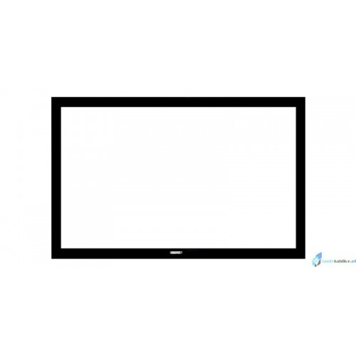 Ekran projekcyjny SUPREMA TAURUS 16:9 ekran ramowy ścienny stacjonarny Matt White HD Movie