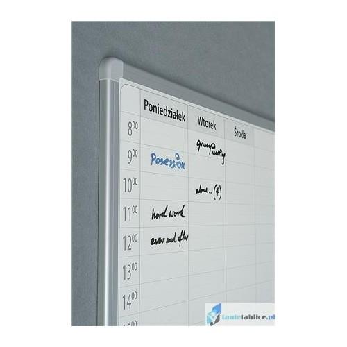 Szyldy do planera miesięcznego