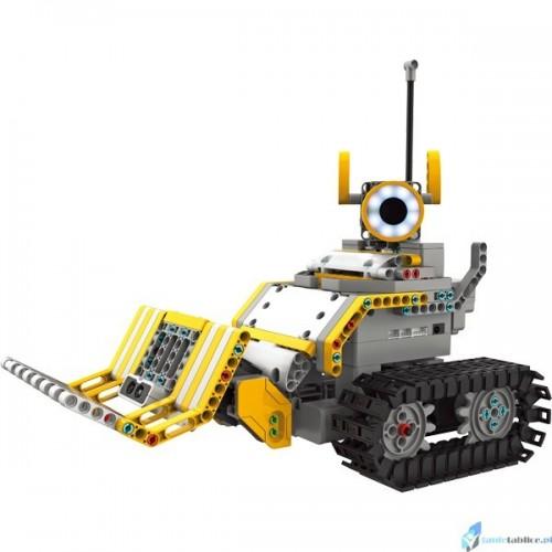 Jimu TrackBot zabawka edukacyjna interaktywny robot do nauki programowania