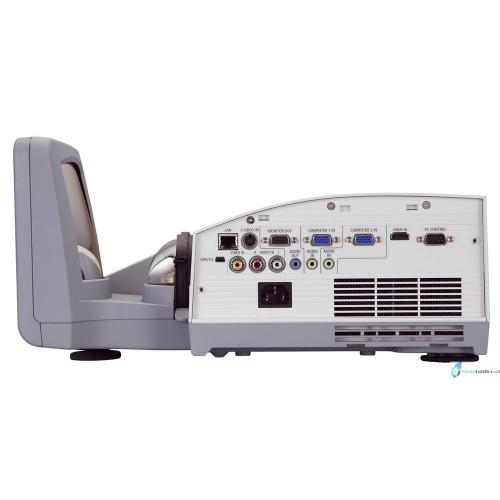 NEC Projektor Ultra Short Throw U250X + dedykowany uchwyt ścienny