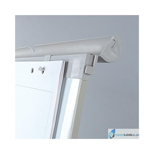 Flipchart 2x3 ecoBoards, powierzchnia magnetyczna 70x100 cm