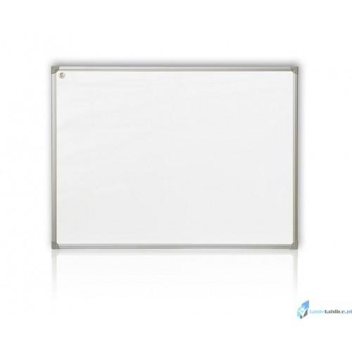 Tablica biała lakierowana 80x60 EcoBoards ALU