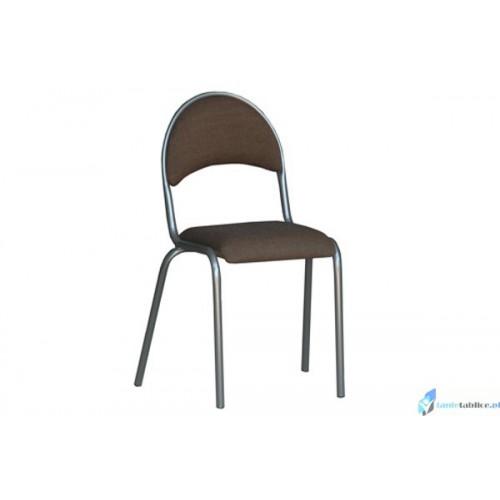 Krzesło tapicerowane KAROL