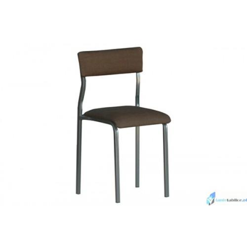 Krzesło tapicerowane LEON