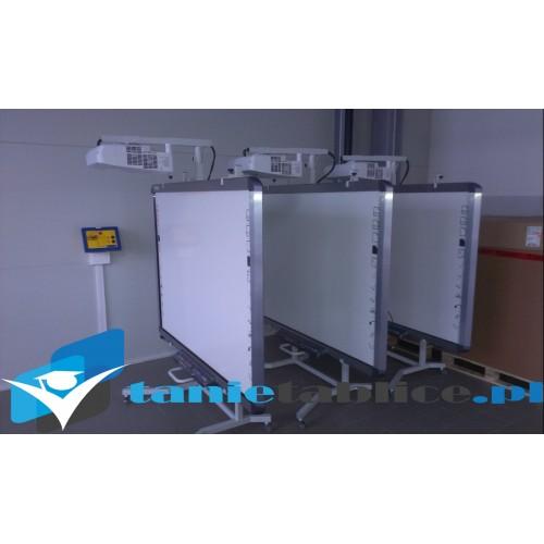 Usługa montażu monitorów interaktywnych i szkolenie z ich obsługi