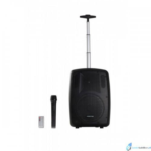 Mobilny głośnik na kółkach FONESTAR AMPLY-T z mikrofonem