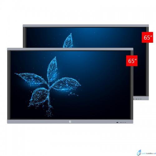 Zestaw interaktywny 2 x monitor interaktywny Avtek TouchScreen 5 Connect 65