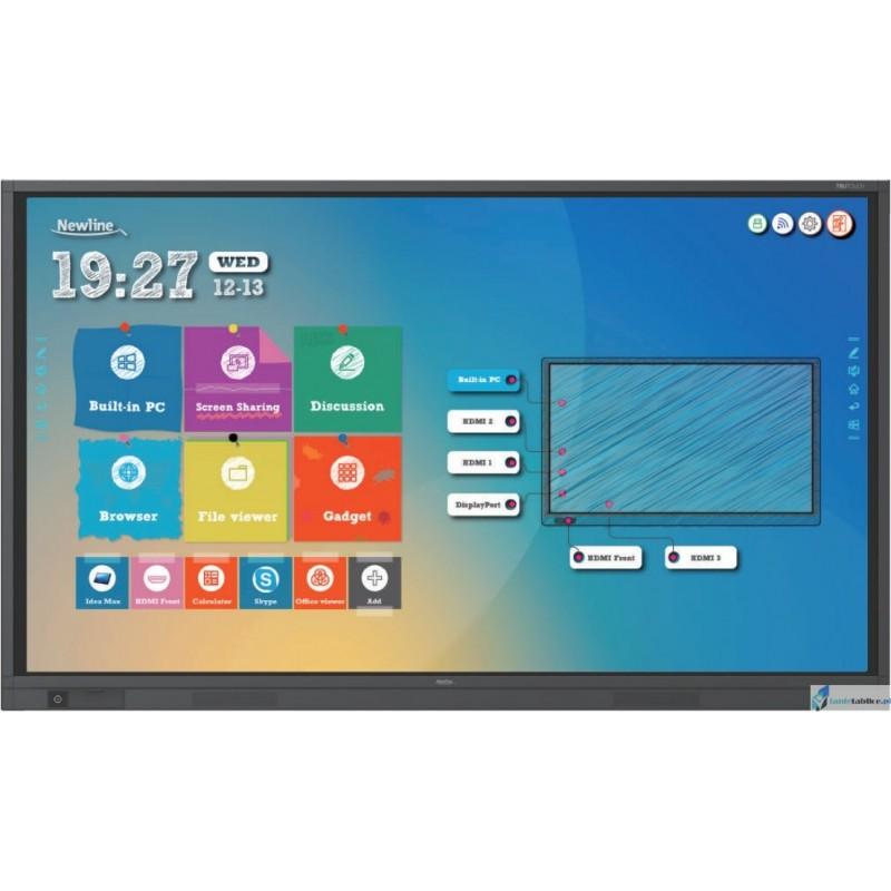 Monitor interaktywny Newline TT-6518RS 0% VAT DLA PLACÓWEK OŚWIATOWYCH