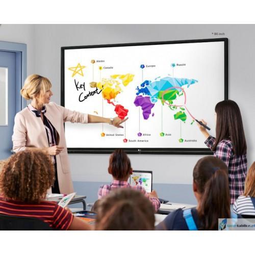 "Monitor interaktywny LG  75""  75TR3BF"