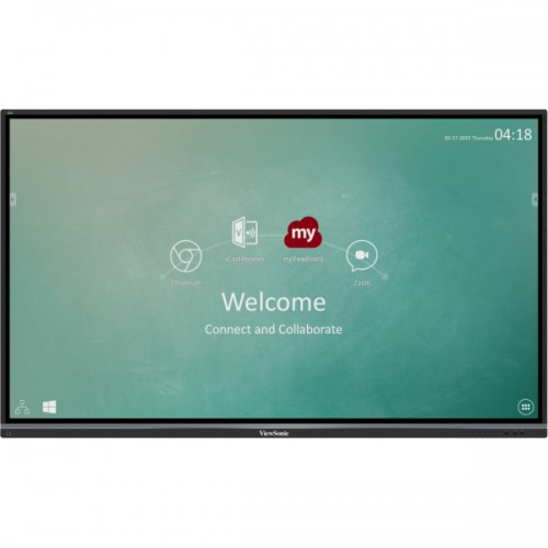 "ViewSonic ViewBoard IFP6550-2EP monitor interaktywny 65"""