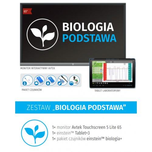 Laboratorium cyfrowe Zestaw BIOLOGIA PODSTAWA