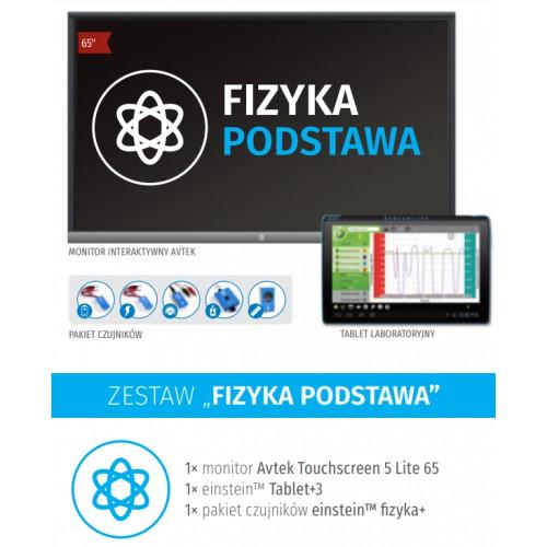 Laboratorium cyfrowe Zestaw FIZYKA PODSTAWA