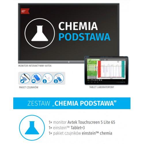 Laboratorium cyfrowe Zestaw CHEMIA PODSTAWA