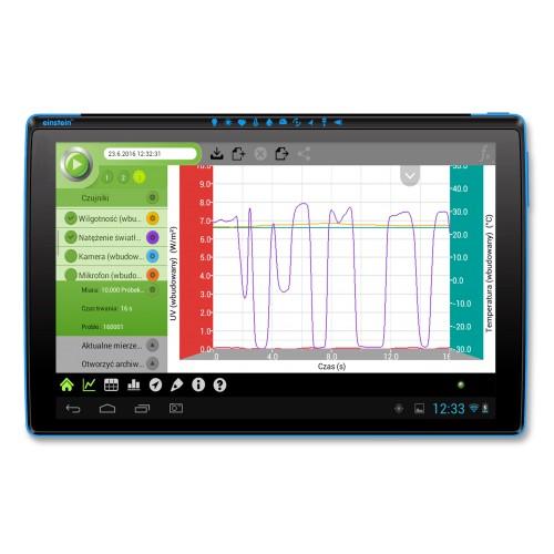 Tablet Einstein Tablet+3