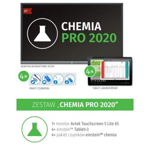 Laboratorium cyfrowe Zestaw CHEMIA PRO 2020
