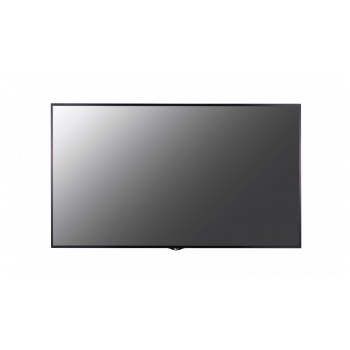 Monitor LG 75XS2E window facing