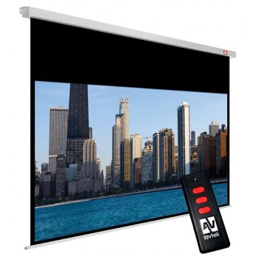 Ekran projekcyjny elektryczny AVtek Cinema Electric 240 MG 16:9
