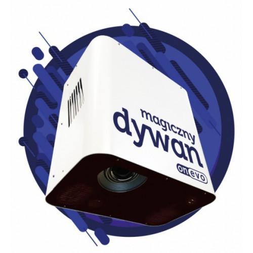 Połoga interaktywna ONEVO 100 gier na start - Magiczny Dywan 4.0