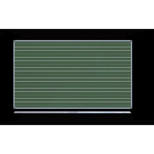 Tablica kredowa suchościeralna i magnetyczna lakierowana z nadrukiem w linie 170x100
