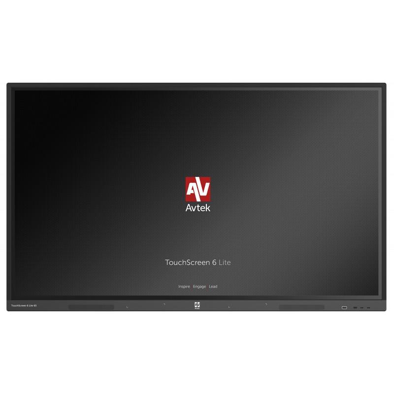 Monitor interaktywny Avtek TouchScreen 6 Lite 75