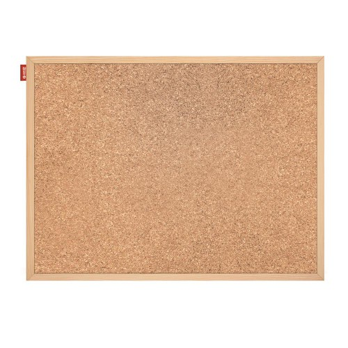 Tablica korkowa rama drewniana, 120x80 cm
