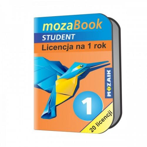 Mozabook Student Pack (20 Licencji)