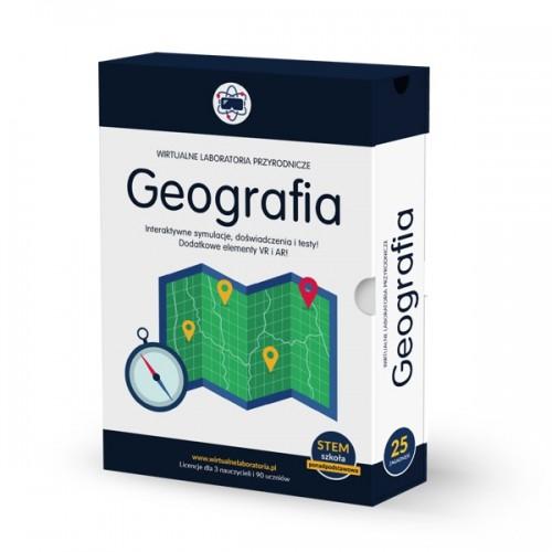 Wirtualne Laboratorium Przyrodnicze Geografia