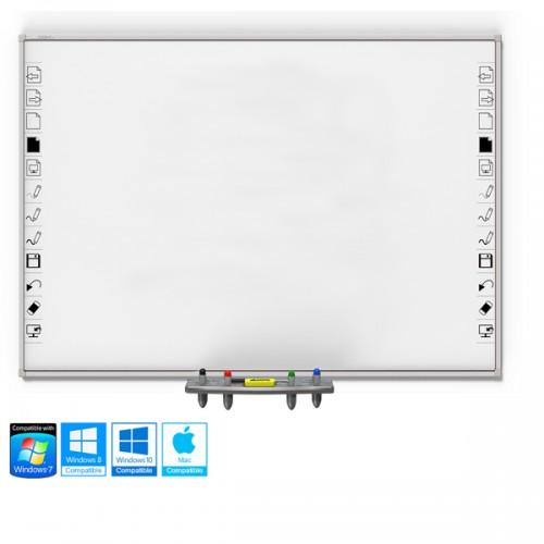 Zestaw interaktywny Qomo QWB383Z + Epson EB-530 + uchwyt ścienny