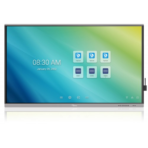 Monitor interaktywny Optoma 5651RK 65 cali