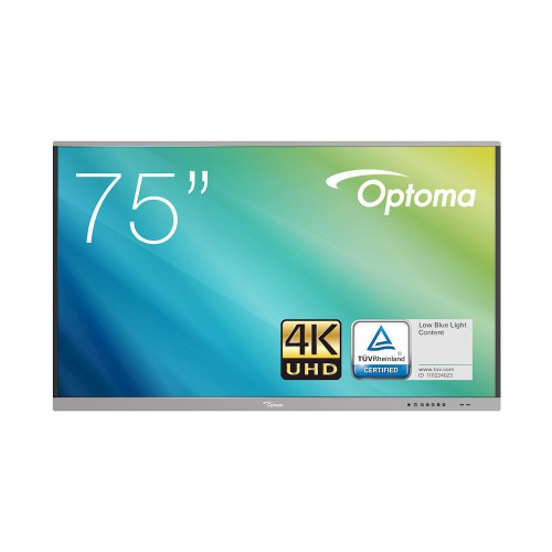 Monitor interaktywny Optoma 5751RK 75 cali