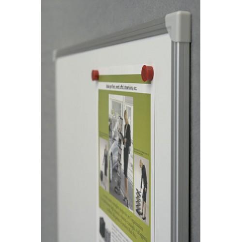 Tablica biała lakierowana 160x120 EcoBoards ALU